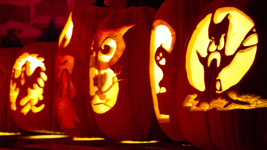 Pumpkin Carving and Painting Inspiration