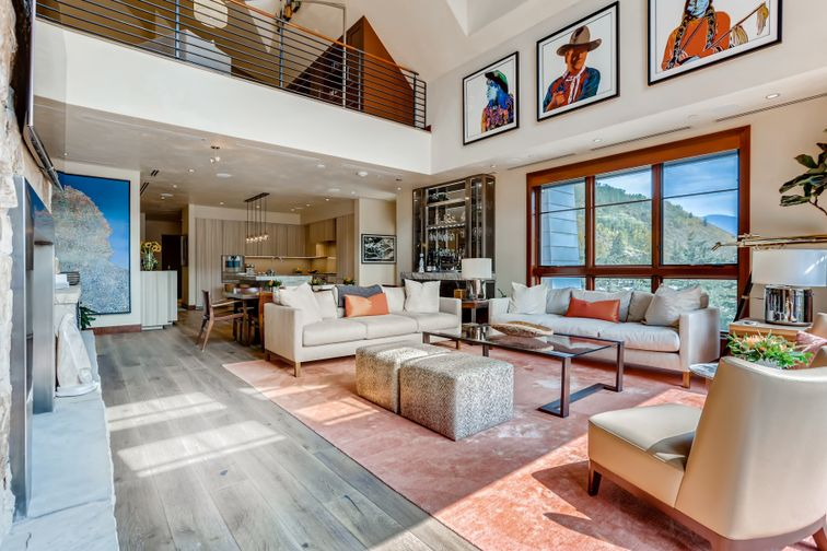 inside solaris penthouse phhe in vail village