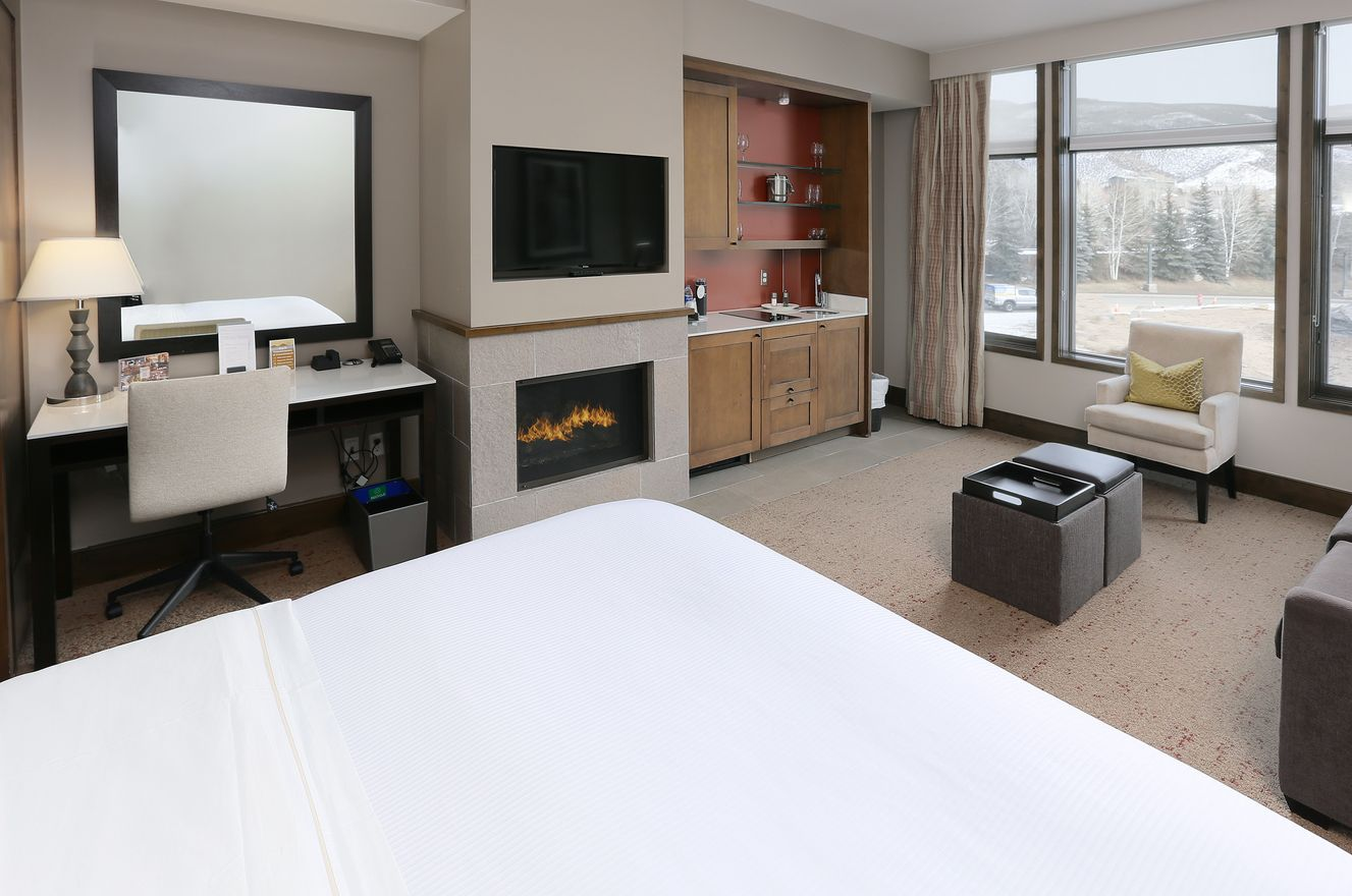 listings under $500,000 - living room shot of affordable avon home