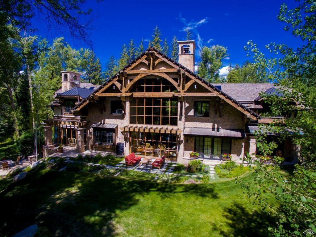 Luxury mountain listing