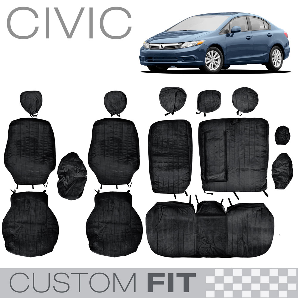 Custom Truck And Car Seat Covers Precision Fit