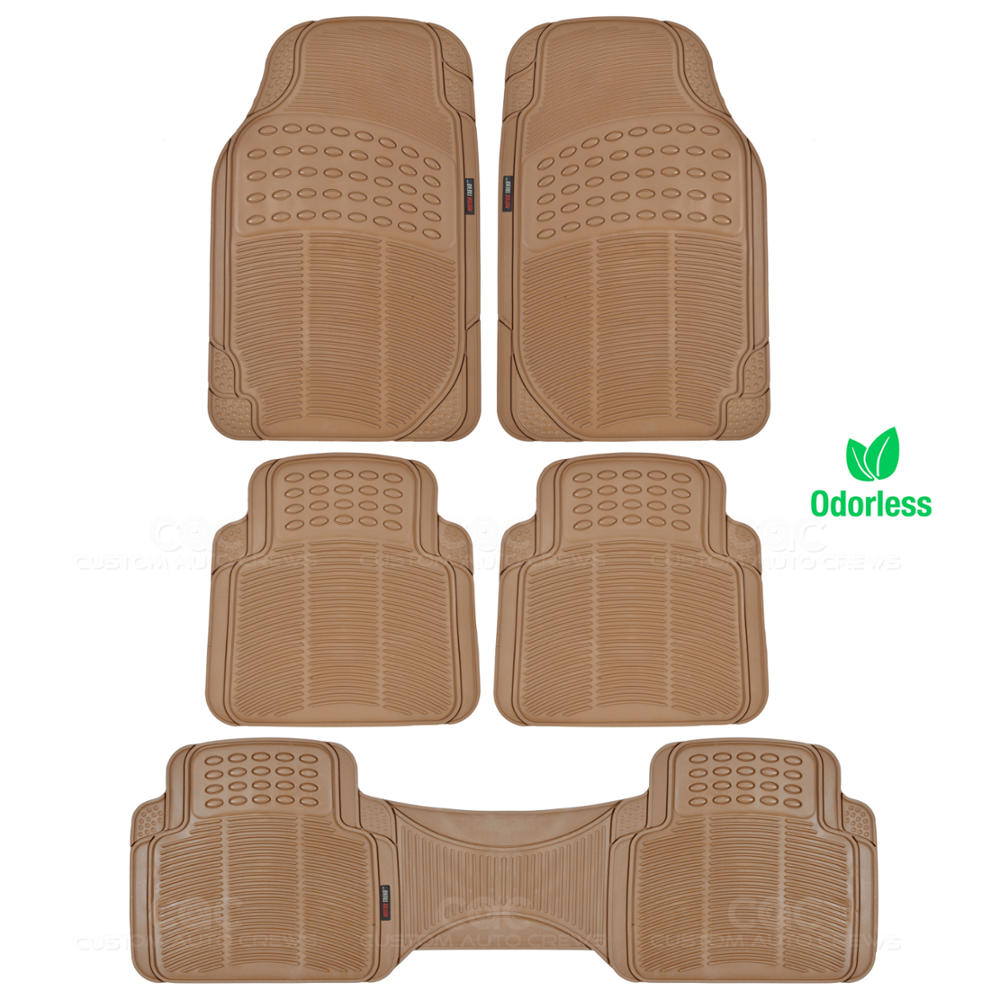 motor trend eco tech floor mats van truck heavy duty