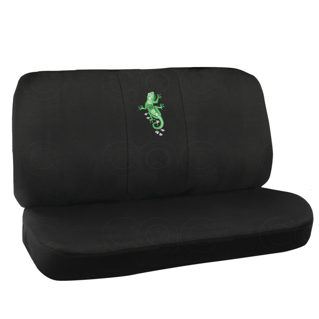 gecko car seat covers universal fit full set design auto accessories ebay. Black Bedroom Furniture Sets. Home Design Ideas