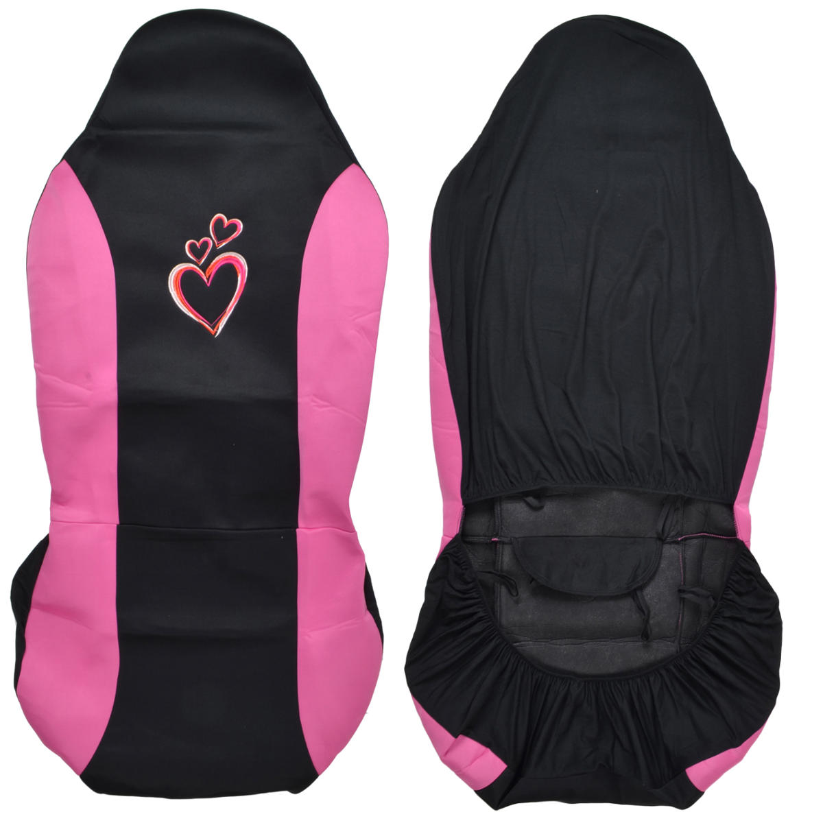 Highback Bucket Car Seat Covers