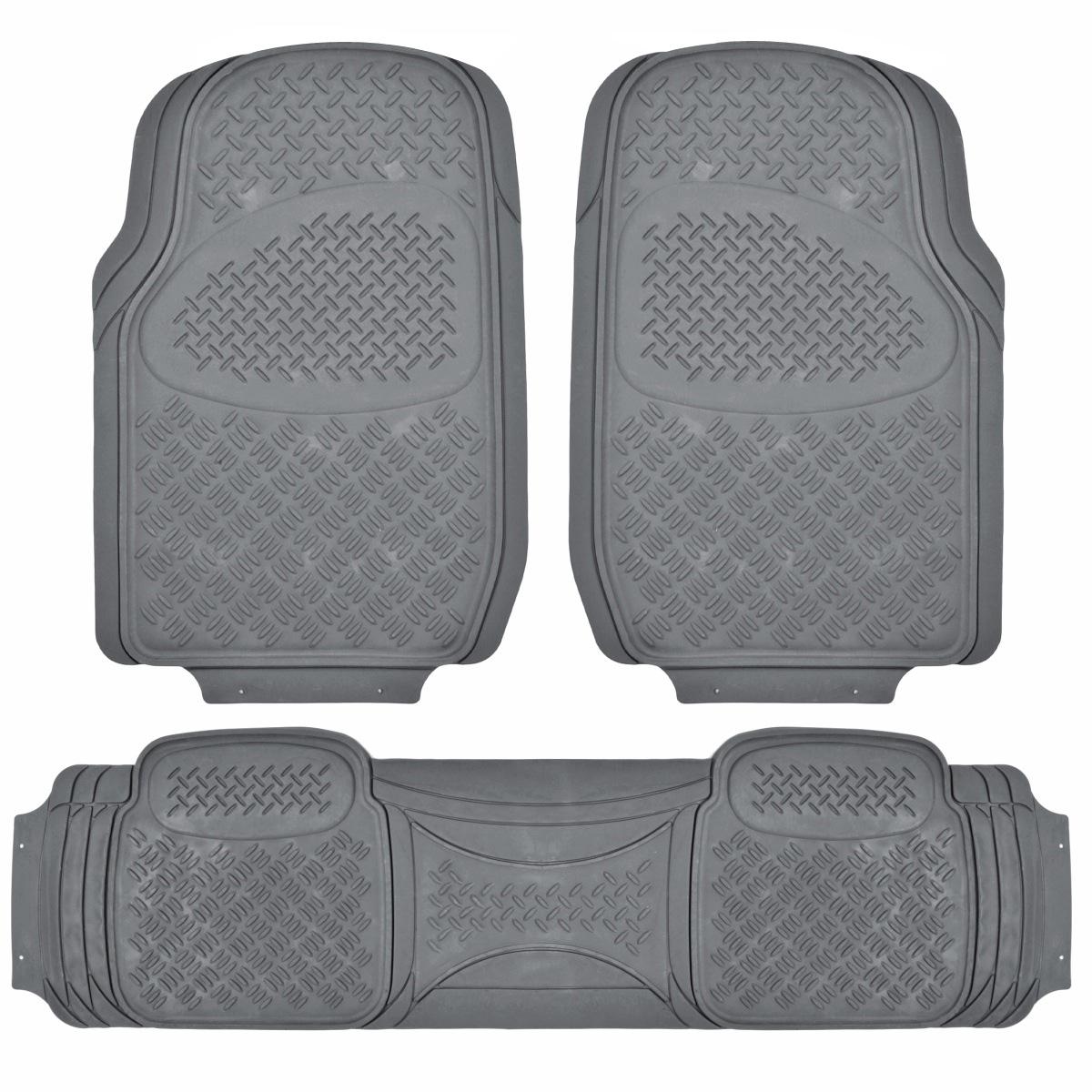 Floor mats volvo xc70 - Suv Floor Mat For 3 Row Car All