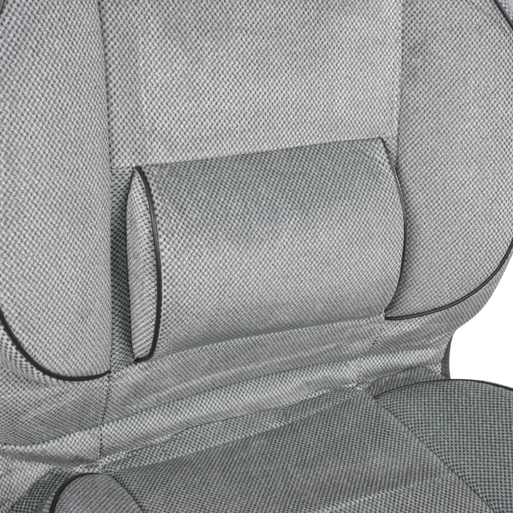BackSaver Comfort Cushion Seat Cover With Built In Lumbar