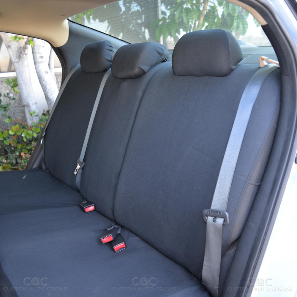 Split Bench Car Seat Cover Auto SUV