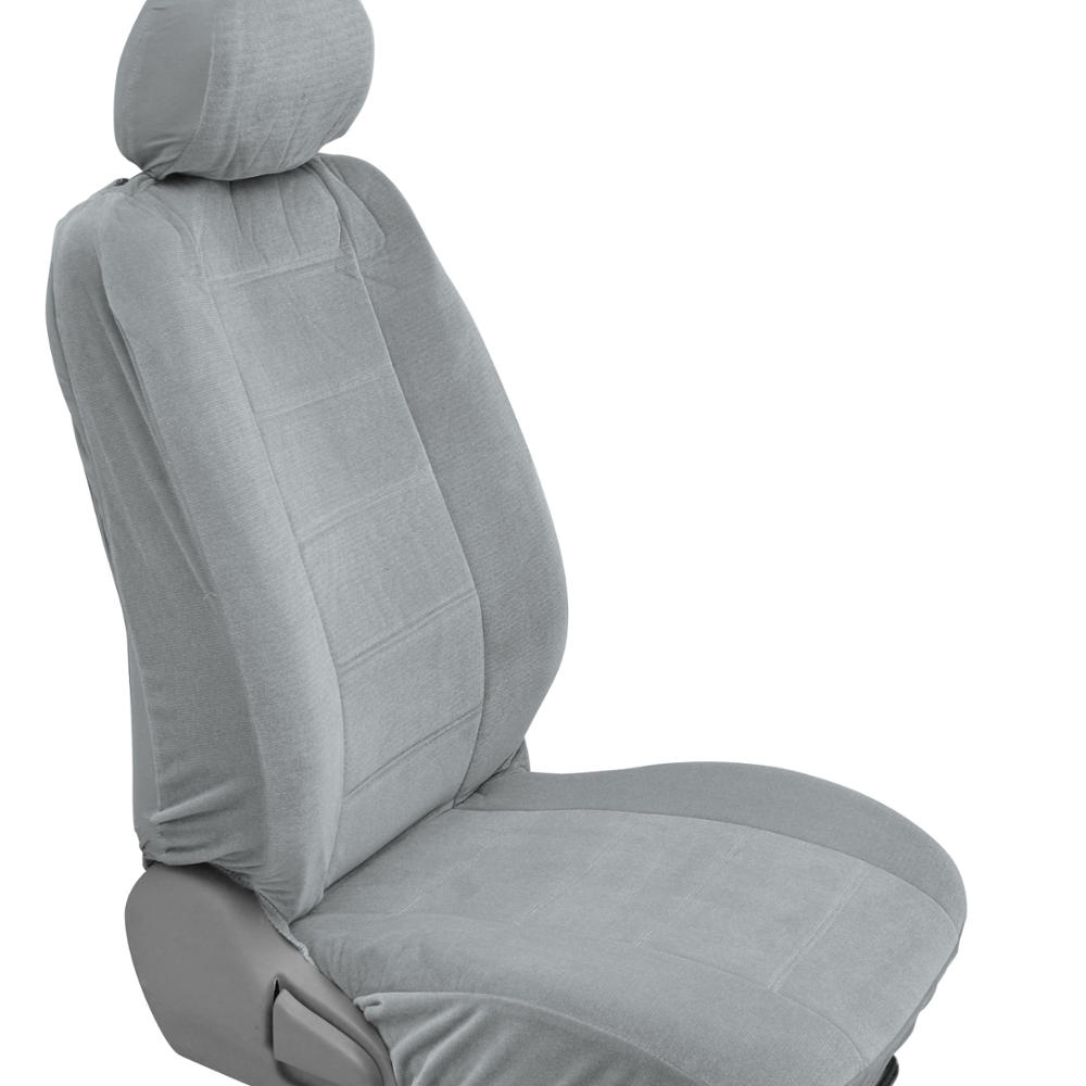 Longest Lasting Suv >> BDK Classics Poly Velour Seat Covers for Truck SUV Car Large Gray | eBay