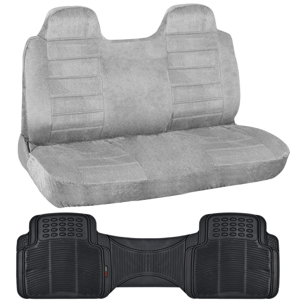Seat For Ford 881 : Suited truck front bench seat cover odorless floor mat