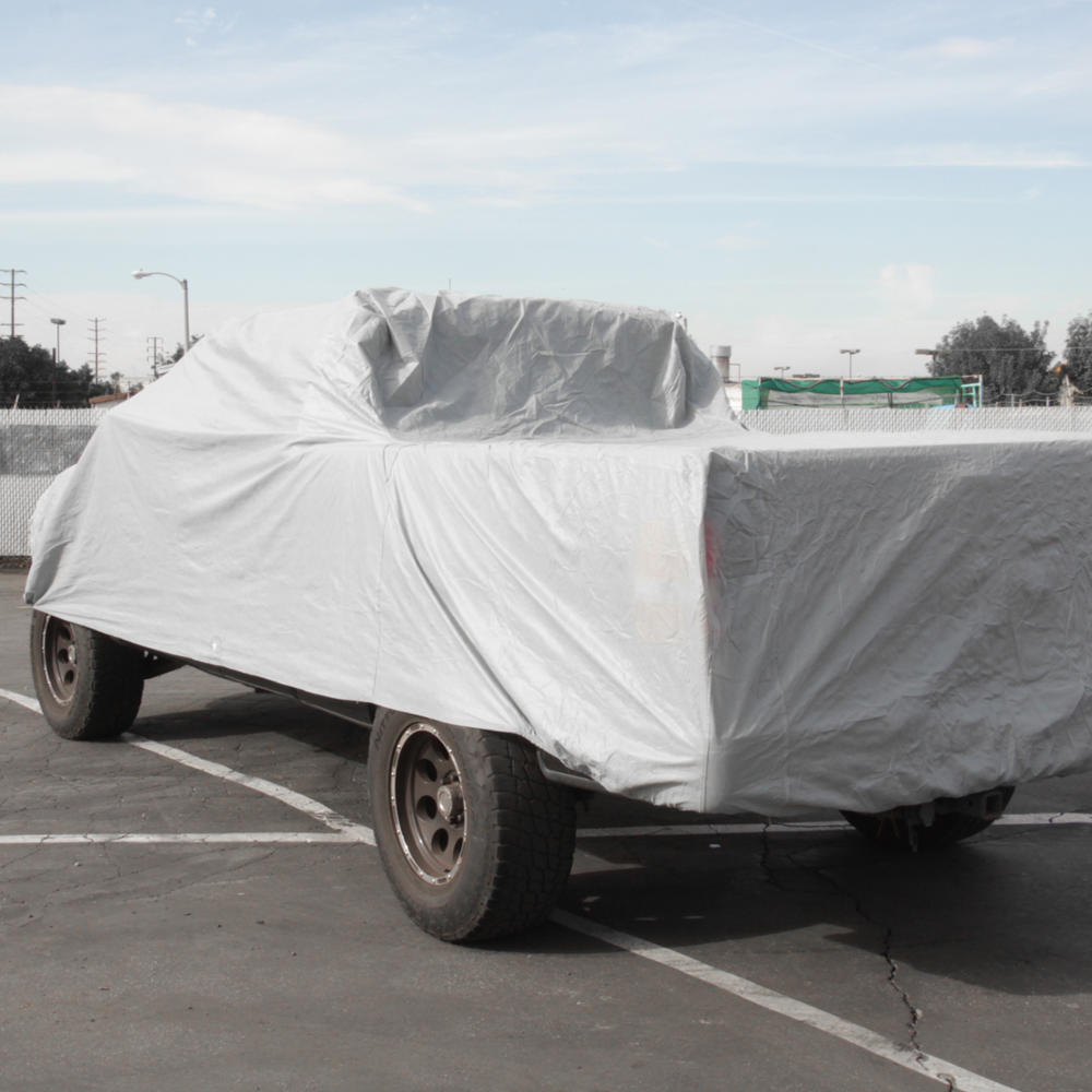 Semi Trailer Covers : Truck cover for dodge ram to ext crew cab