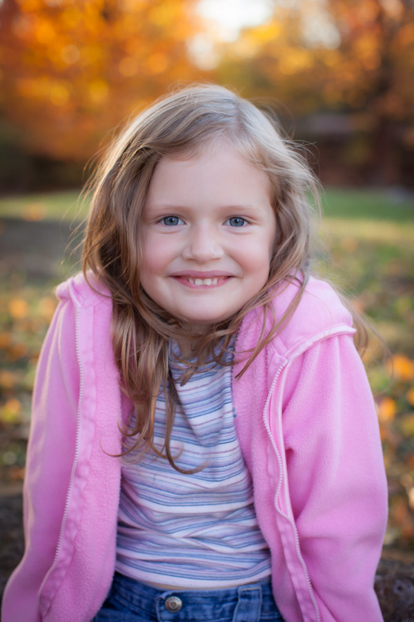 Vezzani Photography Fall Family Portrait Session