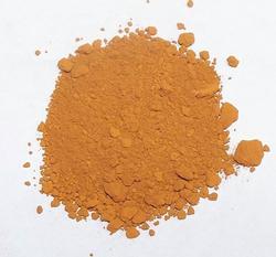 Powdered-clay