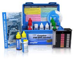 Pool-test-kit