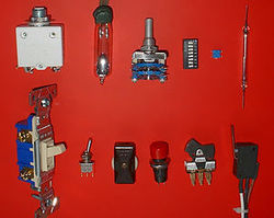 Electric-switches