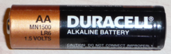 Aa-battery