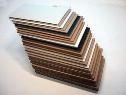 Cardboard-sheets