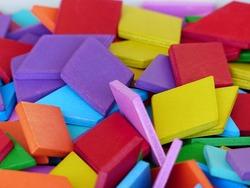 Rainbow-blocks
