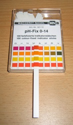 Ph-test-strips