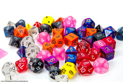 Eight-sided-dice