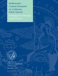 Mathematics-content-standards-curriculum-frameworks-ca-dept-