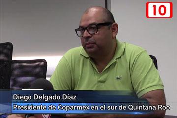 Empresarios dan voto de confianza a Carlos Joaquín