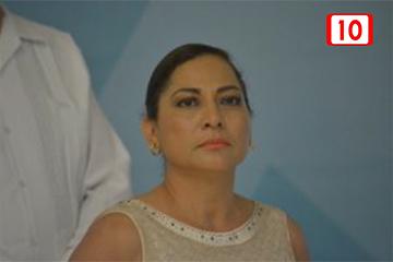 Marisol Betancourt nueva secretaria de educación