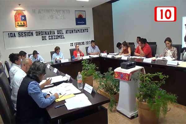 Cabildo rechaza propuestas de Perla Tun