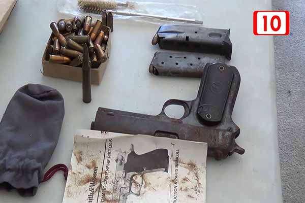 Instalan módulo de Caje de Armas en Cozumel