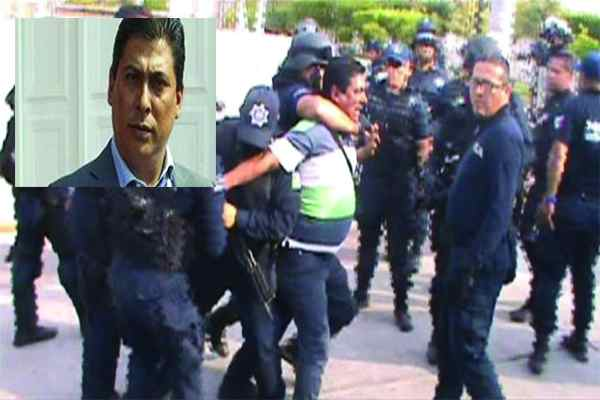 Hallan muerto y calcinado al periodista Salvado...