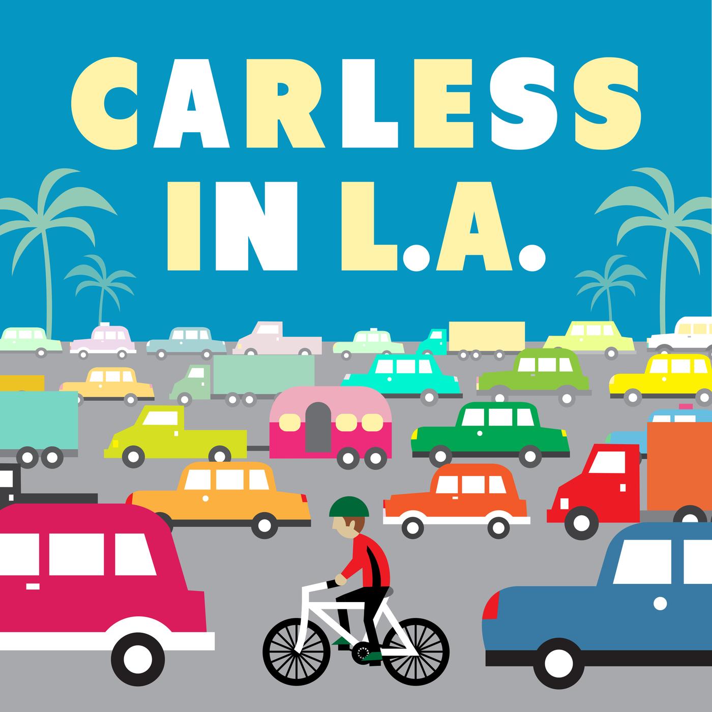 Carless in LA