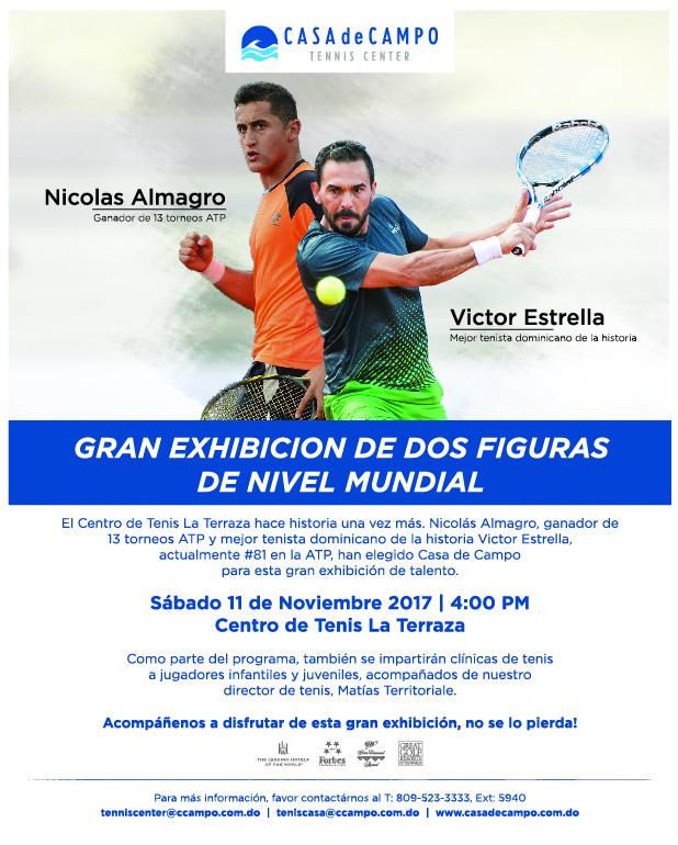 Almagro - Estrella tennis match
