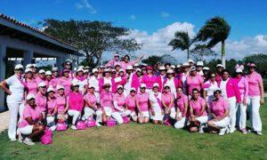 Pink Golf Tour
