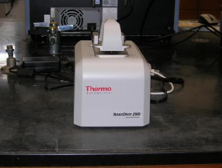Nanodrop 2000