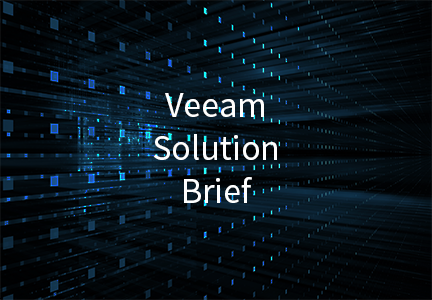 Veeam Solution Brief
