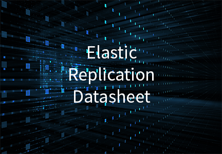 Elastic Replication Datasheet