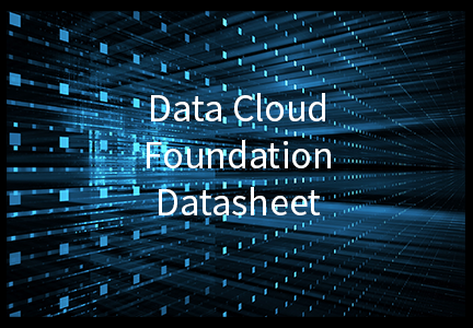 Data Cloud Foundation