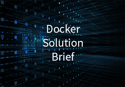 Datrium and Docker Solution Brief