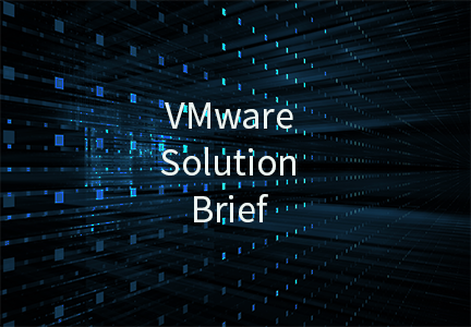 VMware Solution Brief: Datrium DVX System for Rackscale Open Convergence