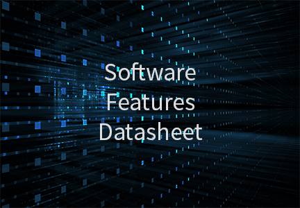 Software Features Datasheet