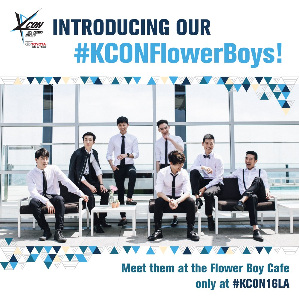 Flower Boy Group