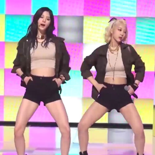"[STAR ZOOM IN] MULTICAM – EXID ""Ah Yeah"""