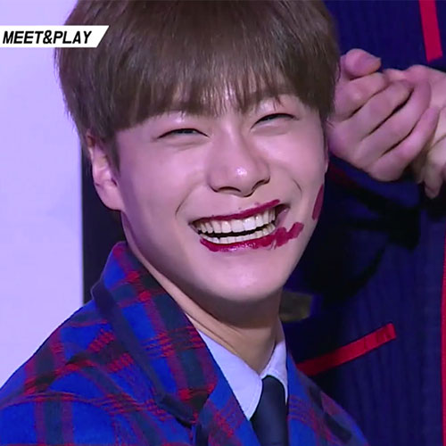 [MEET&GREET] ASTRO – Can ASTRO Apply Lipstick Blindfolded?