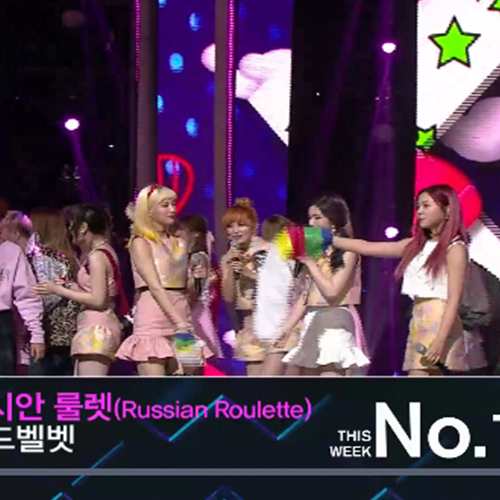 "[M COUNTDOWN] Ep. 493 – Red Velvet ""Russian Roulette"" ENCORE STAGE"