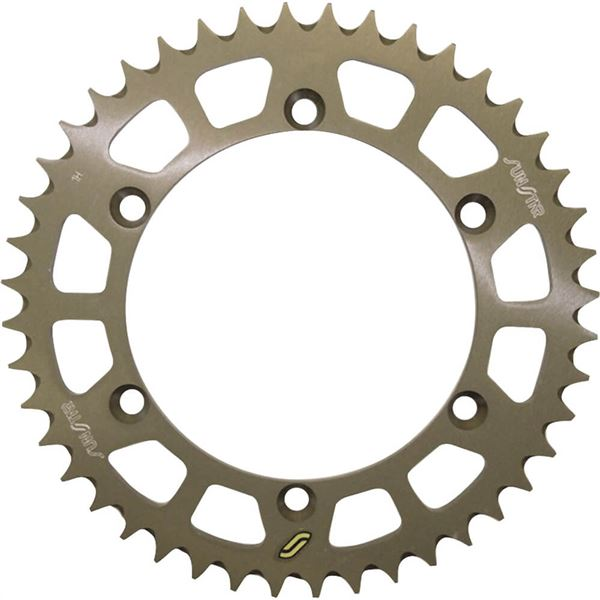 Sunstar 520 Works Triplestar Aluminum Rear Sprocket - HON CBR 1000RR 2004 -