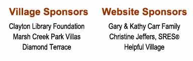 CVV Sponsors