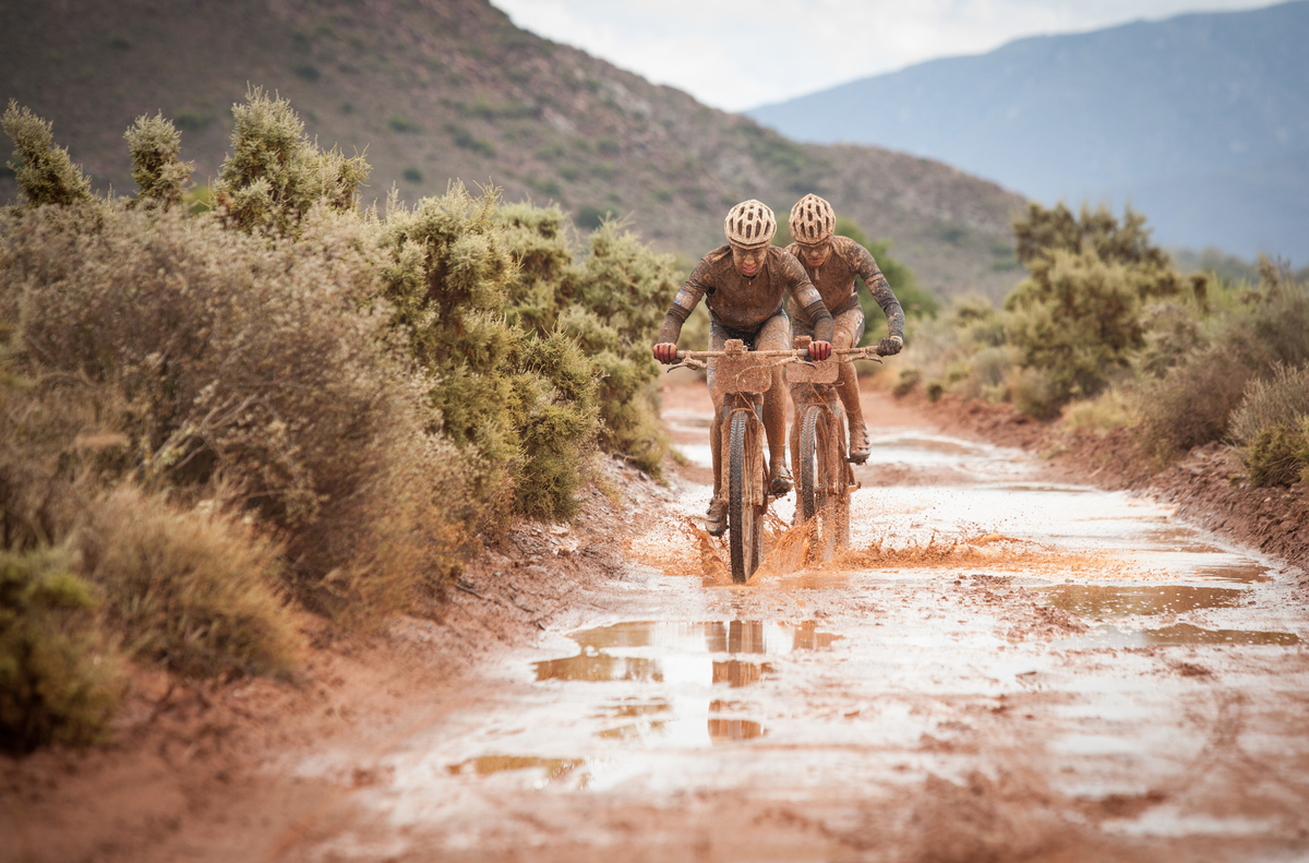 Photo: Sam Clark/Cape Epic/SPORTZPICS