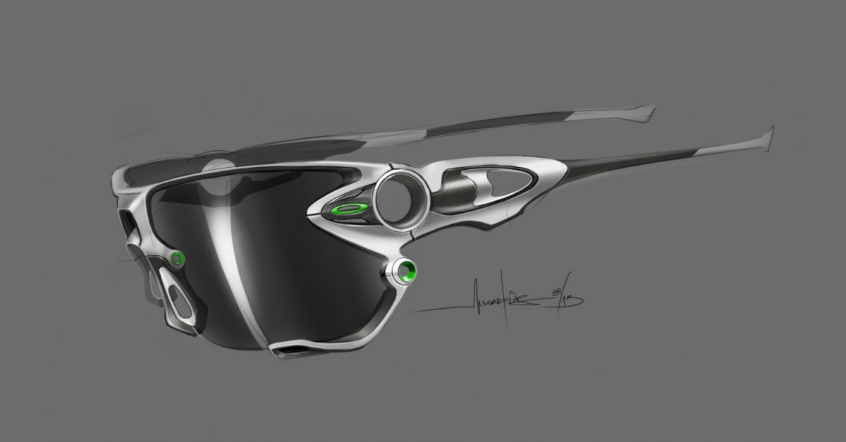 create oakley sunglasses  the project was not without its hurdles. the team hit a major hitch with the removable impact resistant lens. with jawbreaker's large design, removing the
