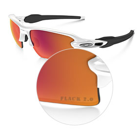 site oakley  3. etch your lens