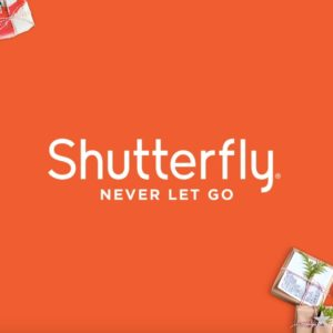 Shutterfly - Never Let Go