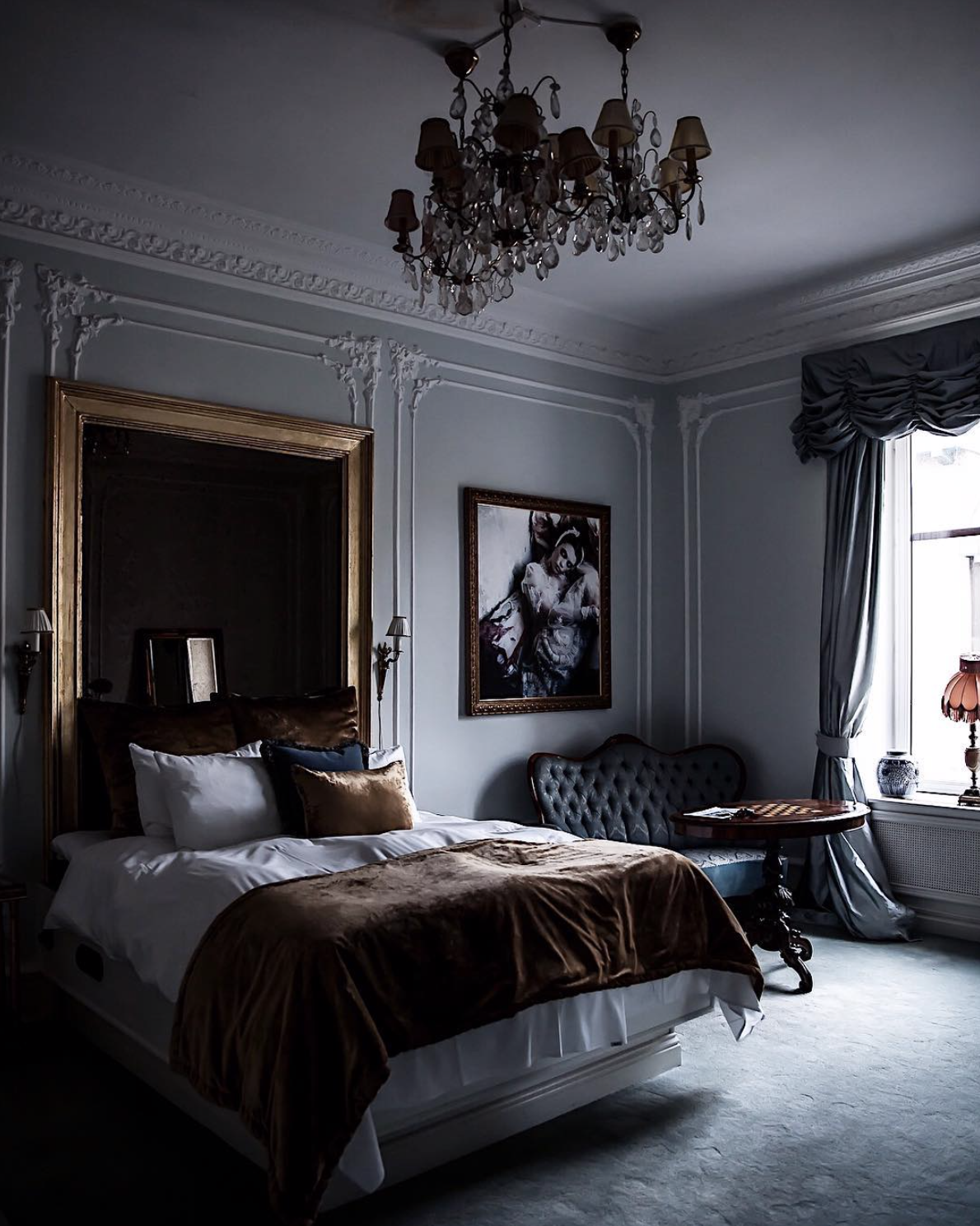 """7 Victorian Bedrooms That'll Make You Feel Like a Character in """"Wuthering Heights"""""""